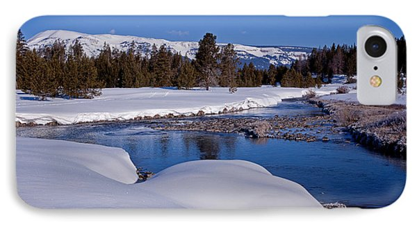 IPhone Case featuring the photograph Otter Creek by Jack Bell