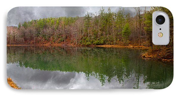 Otter Lake Reflections IPhone Case by Betsy Knapp