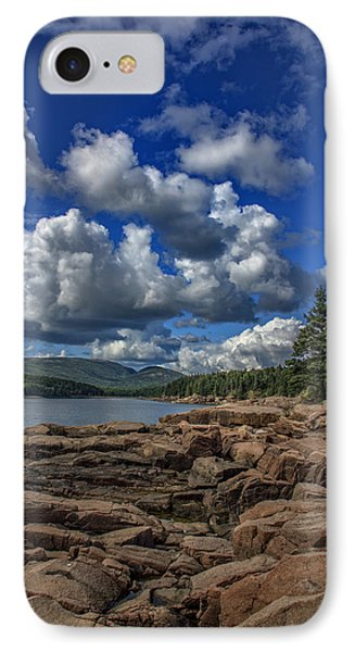 Otter Point Afternoon IPhone Case