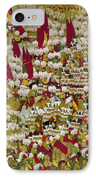Ottoman Troops, 1526 IPhone Case by Granger