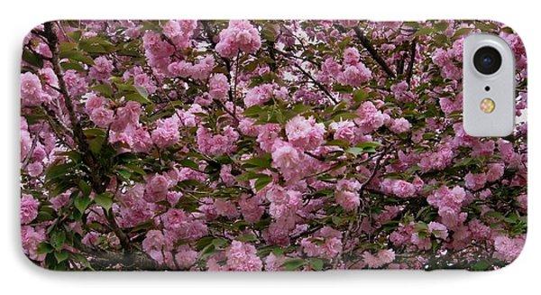 Our Cherry Tree Phone Case by Mimi Saint DAgneaux
