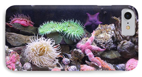 Our Colourful Underwater World IPhone Case