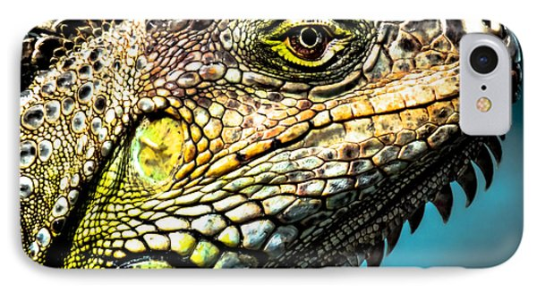 Our Creators Mosaic Art IPhone Case by Karen Wiles