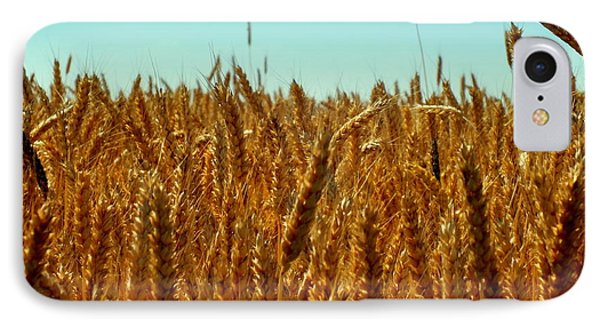 Our Daily Bread Phone Case by Karen Wiles