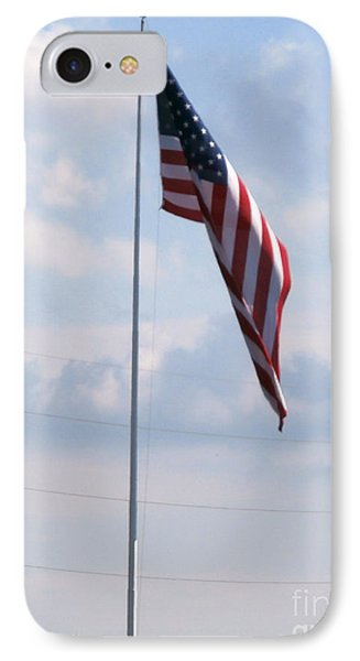 Our Flag Phone Case by Joseph Baril