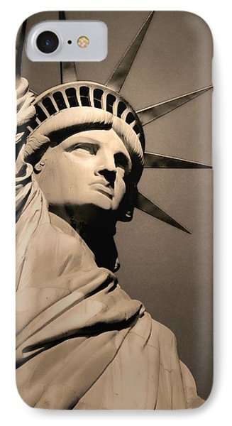 Our Lady Liberty IPhone Case