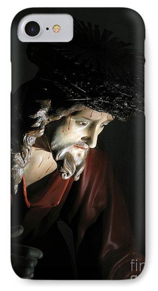 Our Saviour Phone Case by Richard Faenza