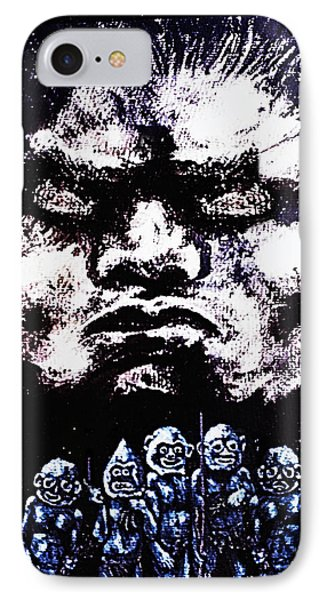 Our Tribal Thinking IPhone Case