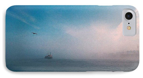 Out Morning At Sea  IPhone Case by Evgeniy Lankin