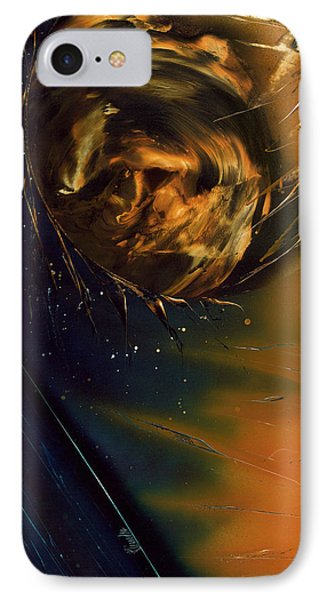 Out Of Bounds IPhone Case by Jason Girard