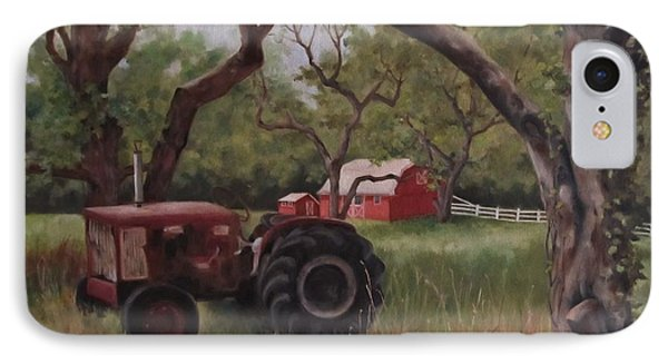 Out Of Commission Phone Case by Karen Olson