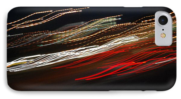 IPhone Case featuring the photograph Out Of Control by Maggy Marsh