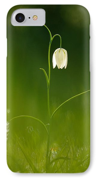 Out Of The Green IPhone Case