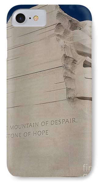 Out Of The Mountain Of Despair IPhone Case by Emmy Marie Vickers