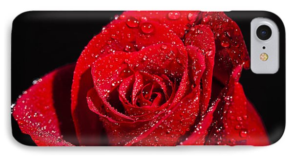 Out Of The Rain IPhone Case by Jon Glaser