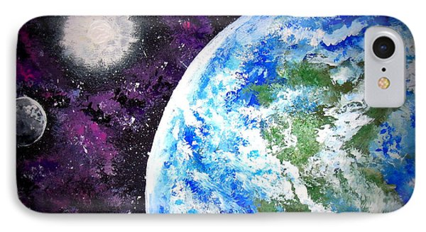 Out Of This World Phone Case by Daniel Nadeau