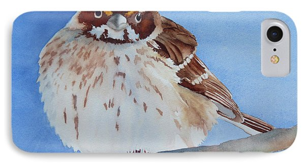 Out On A Limb IPhone Case by Judy Mercer