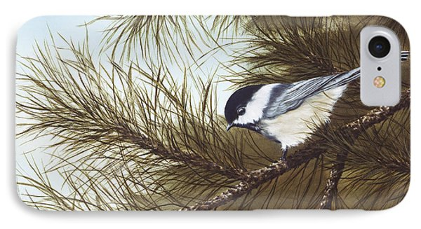 Out On A Limb IPhone 7 Case by Rick Bainbridge