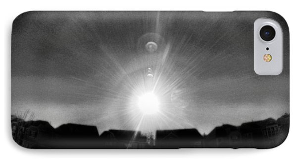 Out The Window IPhone Case by J Riley Johnson