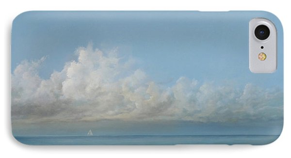Out There Phone Case by Peter Laughton