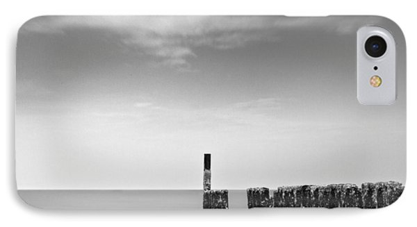 Out To Sea IPhone Case by Dave Bowman
