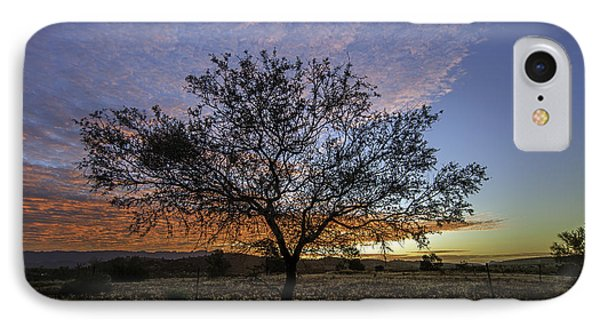 Outback Sunset  IPhone Case by Ray Warren