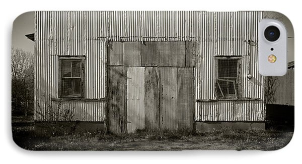 Outbuilding IPhone Case by Bud Simpson
