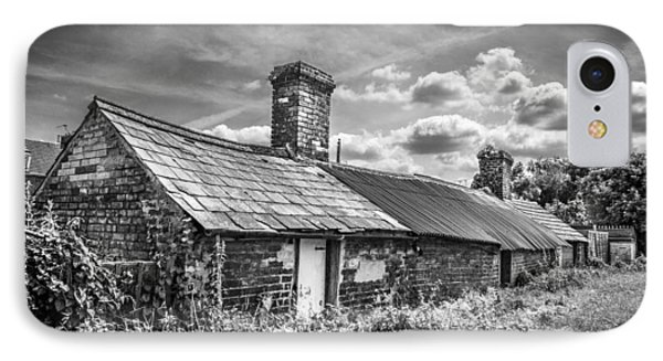 Outbuildings. Phone Case by Gary Gillette