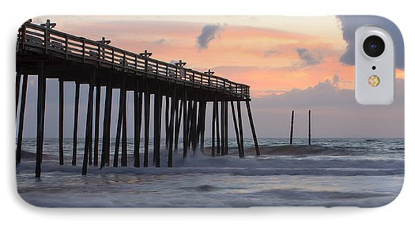 Outer Banks Sunrise Phone Case by Adam Romanowicz