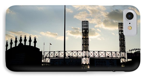 Outside Comiskey Park IPhone Case