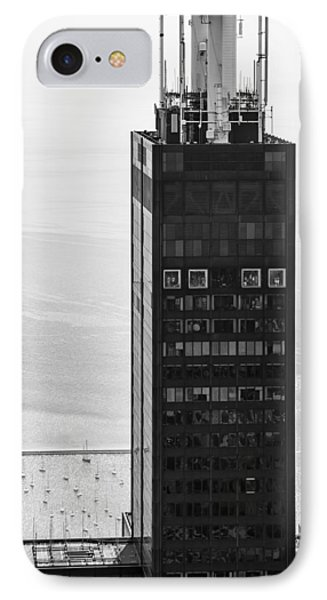 Outside Looking In - Willis Tower Chicago IPhone Case