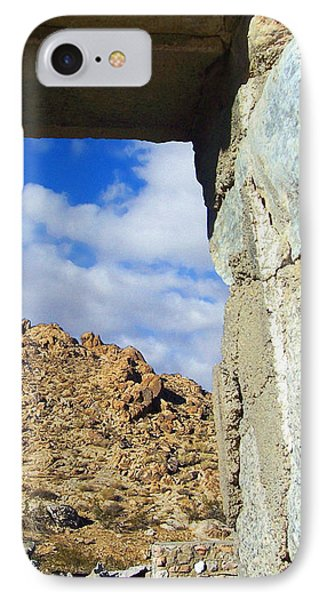 Outside Looking Inside Out Phone Case by Glenn McCarthy Art and Photography