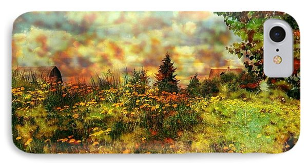 Over In The Meadow 1 Phone Case by Shirley Sirois
