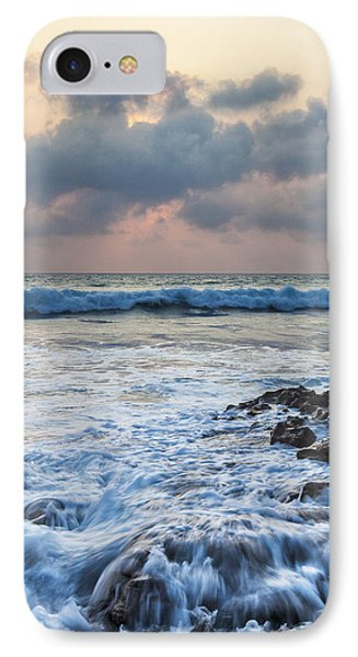 Over Rocks Phone Case by Jon Glaser