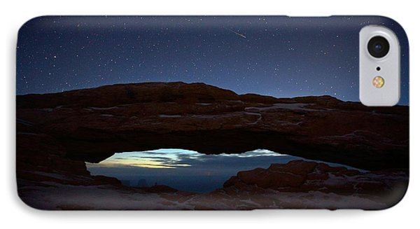 IPhone Case featuring the photograph Over The Arch by David Andersen
