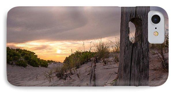 Over The Dunes IPhone Case by Kristopher Schoenleber
