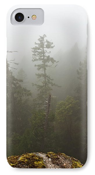 Over The Edge Phone Case by Randy Hall