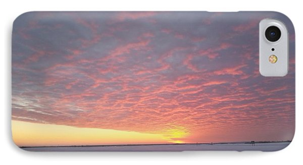 Over The Horizon IPhone Case by Ellery Russell