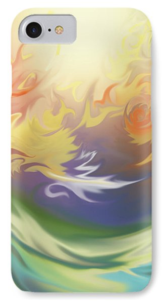 Over The Water Phone Case by Luis Garcia