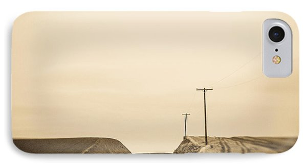 IPhone Case featuring the photograph Over Yonder by Takeshi Okada