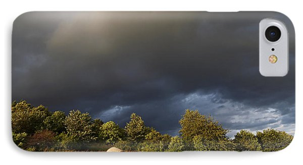 Overcast - Before Rain Phone Case by Michal Boubin