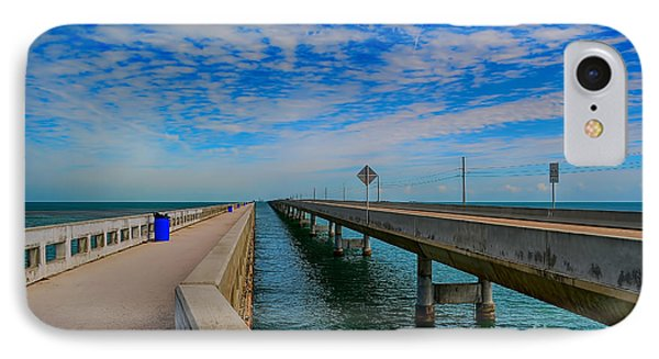 Overseas Highway Florida Keys IPhone Case