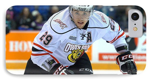 Owen Sound Attack IPhone Case by Rob Andrus