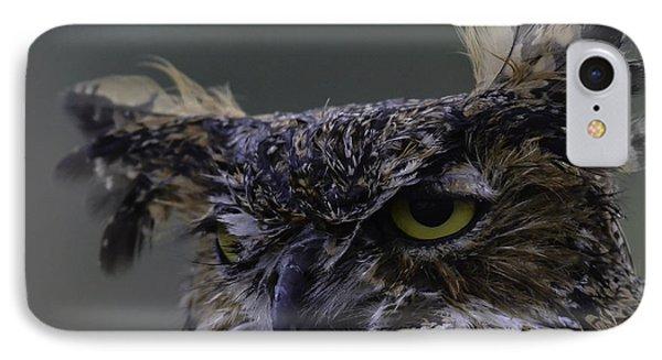 Owl Of Rist IPhone Case