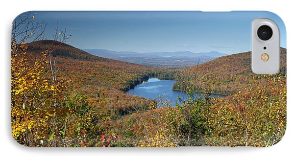 Owl's Head Overlook IPhone Case by Butch Lombardi
