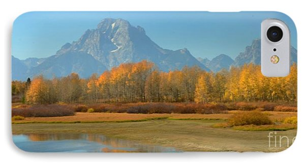Oxbow Bend Phone Case by Kathleen Struckle