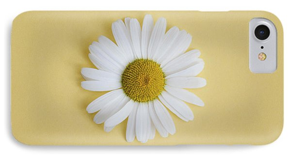 Oxeye Daisy Square Yellow IPhone Case