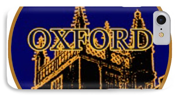 Oxford 1986 Art2579oa Jgibney The Museum Zazzle Gifts Phone Case by The MUSEUM Artist Series jGibney