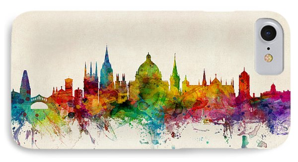 Oxford England Skyline IPhone 7 Case