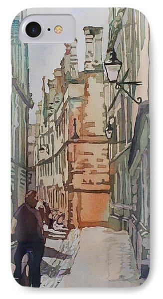 Oxford Lane IPhone Case